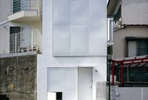 Skinny houses / by Dezeen magazine