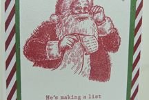 Christmas cards and paper crafts / by Dianne Keough