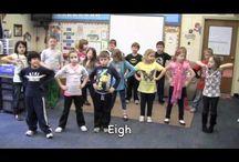 Brain Breaks/Songs/Videos / by Jodi Doescher