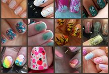 Nails / by Jessica Hubbard