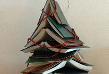 Repins - Christmas Tree n Books / by Achala Munigal