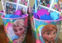 Olivia's Frozen Party / by Athena Dunning