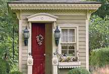 small spaces / by Sherry colburn zerr