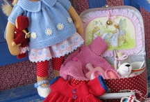 Dolls & Accessories / by Lois Pontillo