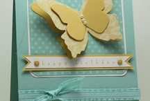 Stampin Up! Ideas / by Shilo Hornberger-Downey