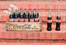 coca-cola / by Shauna Reed