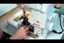 Sewing & Serger Tutorials  / by Kathryn Sansing