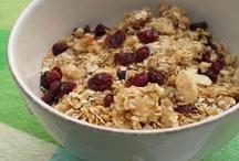 Breakfast & Granola Recipes - Kuzak's Closet / by Amanda Kuzak