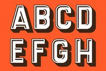abecedarian / by FakeErinMcKean
