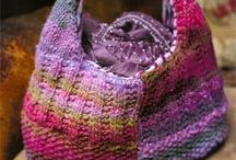 crochet - bags, containers / by Colleen Heath