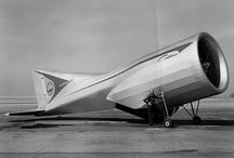 Experimental and strange aircraft / by Barrett Slimmer