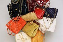 PEJ love Bags, Purses / by Leila Pejman