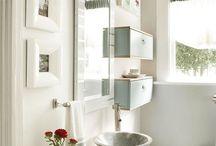 Tiny Bathroom / by Kim Kostka McKay