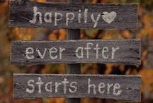 Fall wedding ideas for Sarah!! / by Melissa Zeitler