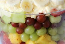 Salads / WANT SOME CLEAN EATING SALAD IDEAS / by Tammy Dodson
