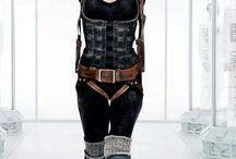 RE / Resident Evil / by Jenny Taylor