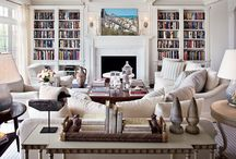 Decorating :: Living Rooms / by addapinch | Robyn Stone