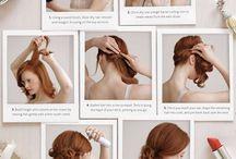 Hair Ideas / by Raechel McClune