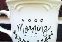 Mug , Bowls / by Veren Evania
