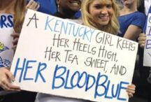 Kentucky / Our WiLdCaTs!! && Some things I love about home <3 / by Holly