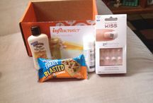 Caliente voxbox / testing the products i received in my #influenter #calientevoxbox. / by Yvette Asevedo
