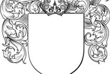Coat of Arms / by Teresa Johnson Paul
