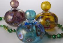 Beautiful Bottles / There is just something about beautiful bottles that gets my attention. So beautiful and each one a little piece of art. / by Amanda Haines