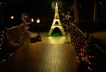 Theme Concept: One Night in Paris / by Jiggee (M) Sdn Bhd