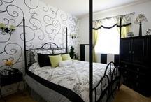 girls bedroom ideas / by CHARLENE PARK