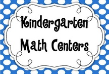 Math for Kinder and First / by Natalee Irwin