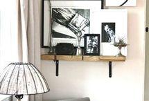 Living Room Refresh / by Jenni Escobar