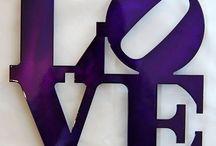 Purple :) / by Meagan Pearce