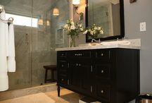 bath redo / by Nancy White Gray