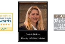 Upstate South Carolina Wedding Officiants / by Sonita Leak