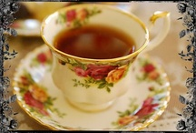 Tea Cups and other pretty dishes / Tea Cups, Tea Pots, China, and more! / by Ruth Ann Clark