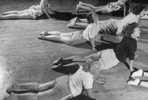 vintage yoga / by evolation yoga