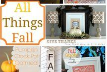Fall / by Amanda • Homemaking In Heels •