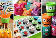 UGLYDOLL Birthday Party / Uglydoll celebrates with children and adults alike! / by UGLYDOLL USA