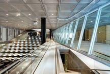 Architecture: Auditoriums  / Studio 505 / by Malia Bucher