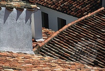 TILE ROOFS / by Pam Hunt
