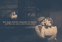 Carrying the banner (newsies <3) / by Katie D'Aquilante