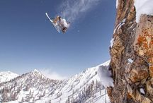 Skiing/ snowboarding / by Madi Moench
