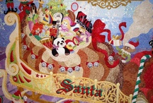 Christmas Quilted Joys / by Jen Boulter