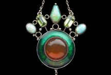 Love this jewelry / by Peg Schoening