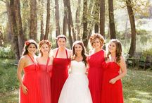 Awesome Bridesmaid Dresses / The bride would like this awesome wedding dresses. Here have more variety of bridal dresses for more colors. View this board and enjoy to use this iwedplanner website.  / by iwedplanner