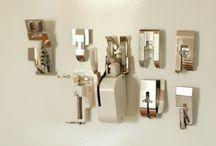Craft room organization / by Missy Larson-Sarginson