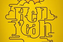 Typography / by Eric Kelleher