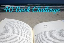 Book challenge / by Missy Fote