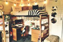 Dorm Ideas❤️ / by Haley Ramage