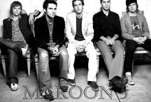 Maroon 5<3 / by Karen